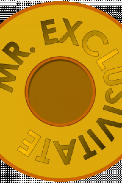 Mr. Exclusivitate Sfinx