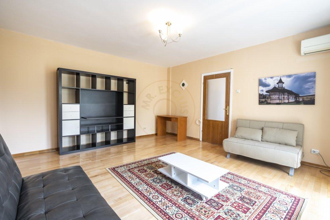 De inchiriat/ Apartament 2 camere/ Nerva Traian 4