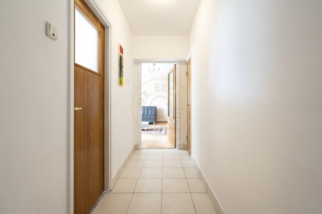 De inchiriat/ Apartament 2 camere/ Nerva Traian 12
