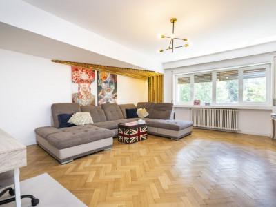 Calea Victoriei   Apartament elegant de 2 camere la mezanin  Finisaje premium