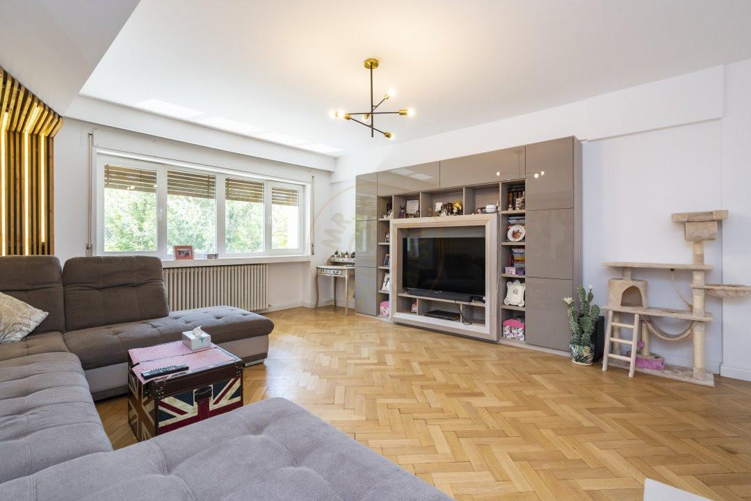 Calea Victoriei   Apartament elegant de 2 camere la mezanin  Finisaje premium 3