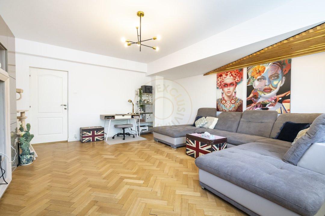 Calea Victoriei   Apartament elegant de 2 camere la mezanin  Finisaje premium 4
