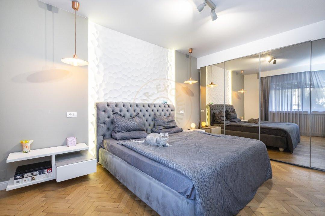 Calea Victoriei   Apartament elegant de 2 camere la mezanin  Finisaje premium 5
