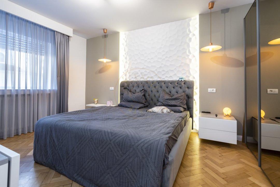 Calea Victoriei   Apartament elegant de 2 camere la mezanin  Finisaje premium 6