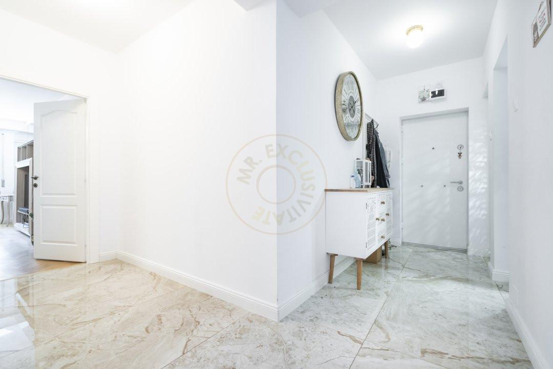 Calea Victoriei   Apartament elegant de 2 camere la mezanin  Finisaje premium 8