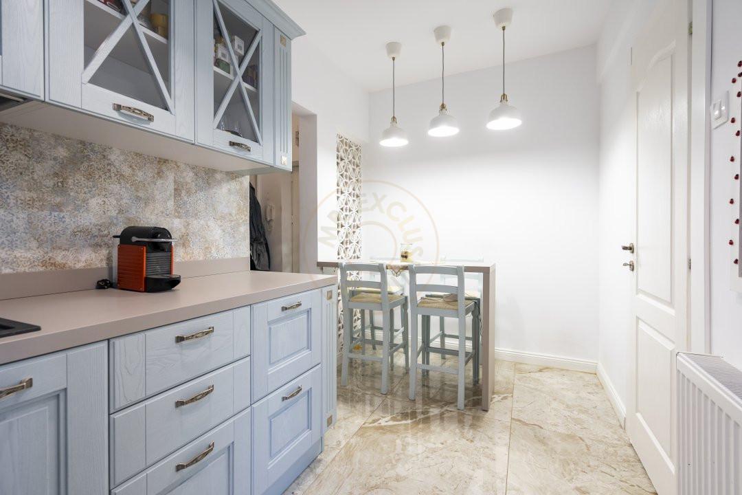 Calea Victoriei   Apartament elegant de 2 camere la mezanin  Finisaje premium 11