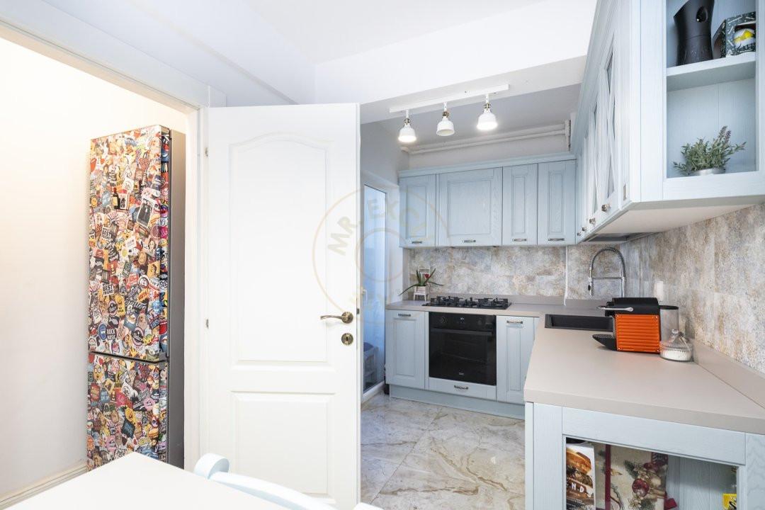 Calea Victoriei   Apartament elegant de 2 camere la mezanin  Finisaje premium 12