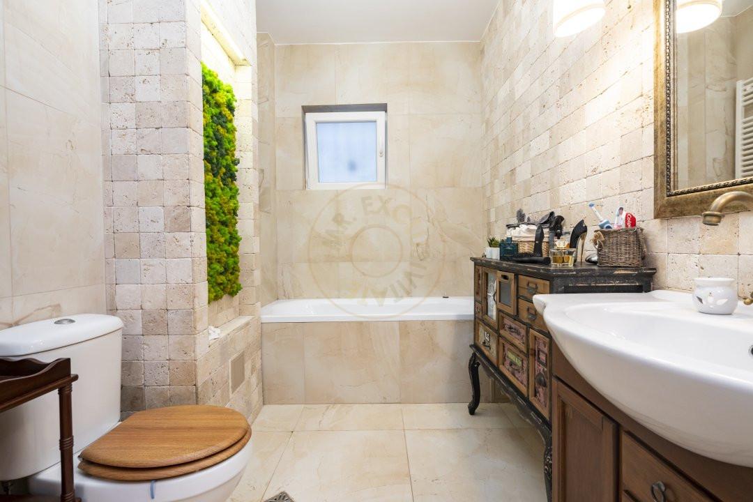 Calea Victoriei   Apartament elegant de 2 camere la mezanin  Finisaje premium 14