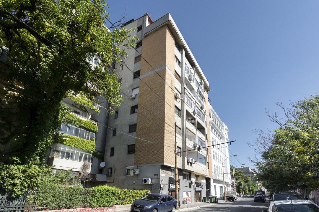 Calea Victoriei   Apartament elegant de 2 camere la mezanin  Finisaje premium 16