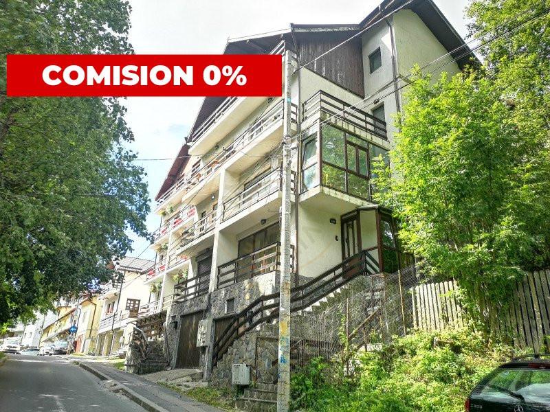 Apartament 3 camere decomandat cu garaj in vila Sinaia 1