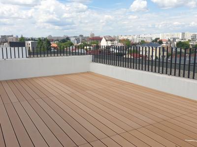 View & terasa 38mp, 3 camere, finisaje/calitate premium, Calea Calarasilor