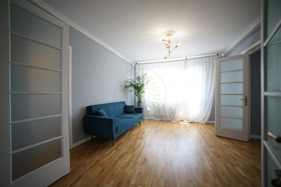 13% discount until 30th of September | Bohemian 4 Rooms, 2 Baths | Dacia Area 2