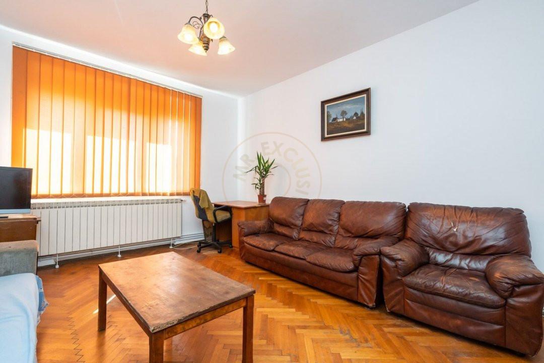 Apartament 3 camere pe strada  Icoanei 1