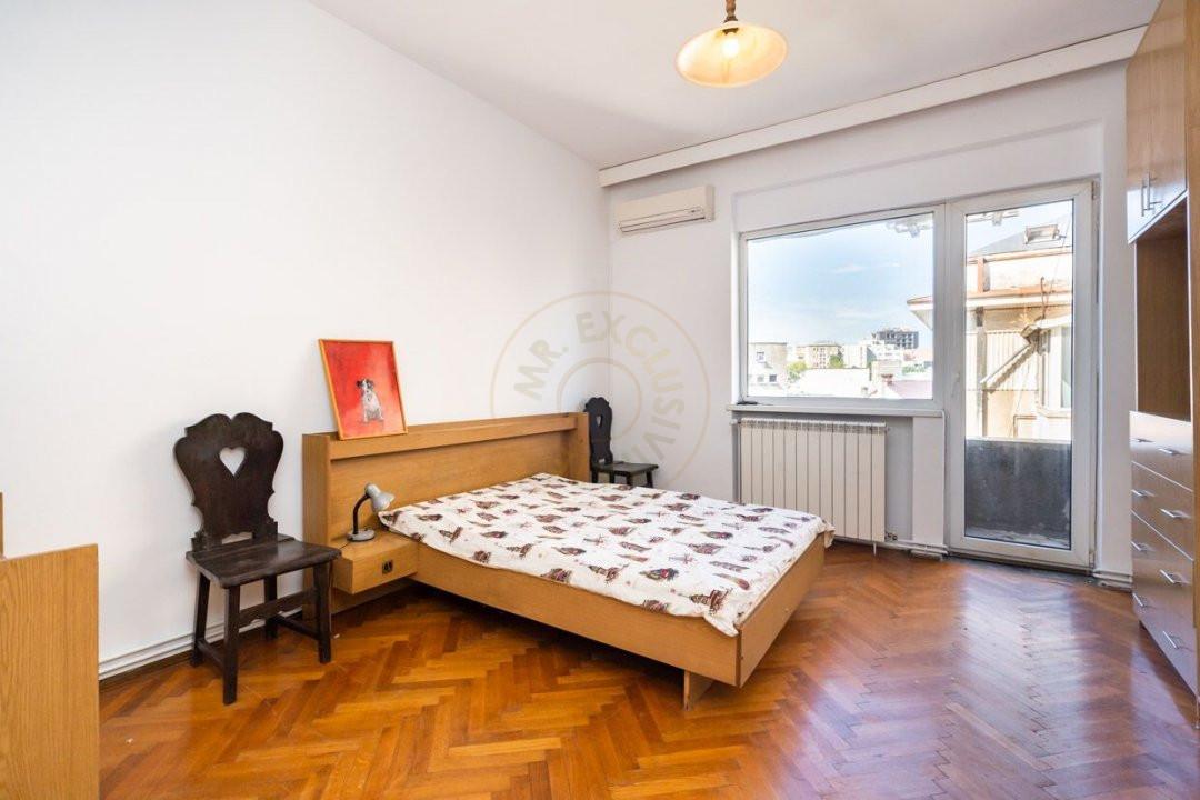 Apartament 3 camere pe strada  Icoanei 2