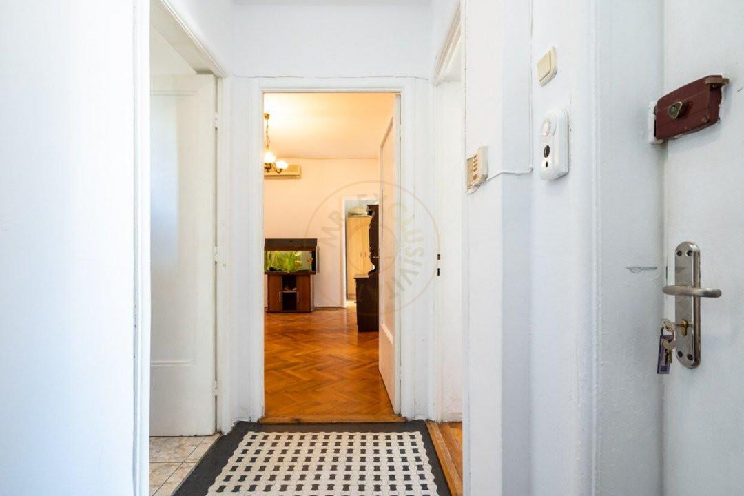 Apartament 3 camere pe strada  Icoanei 9