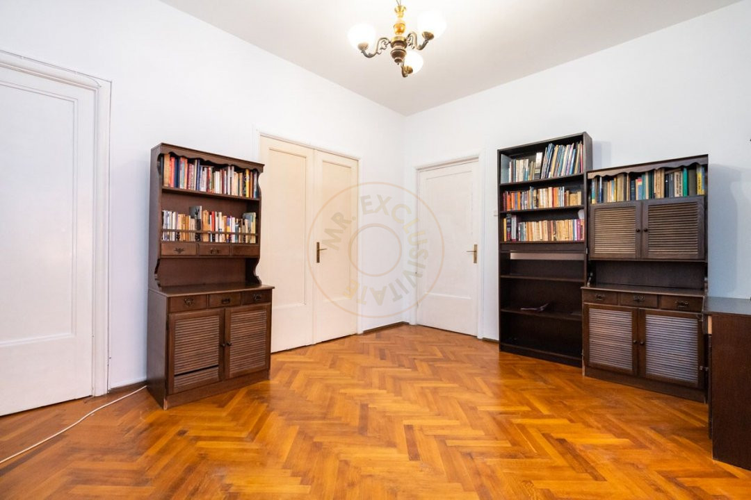Apartament 3 camere pe strada  Icoanei 11