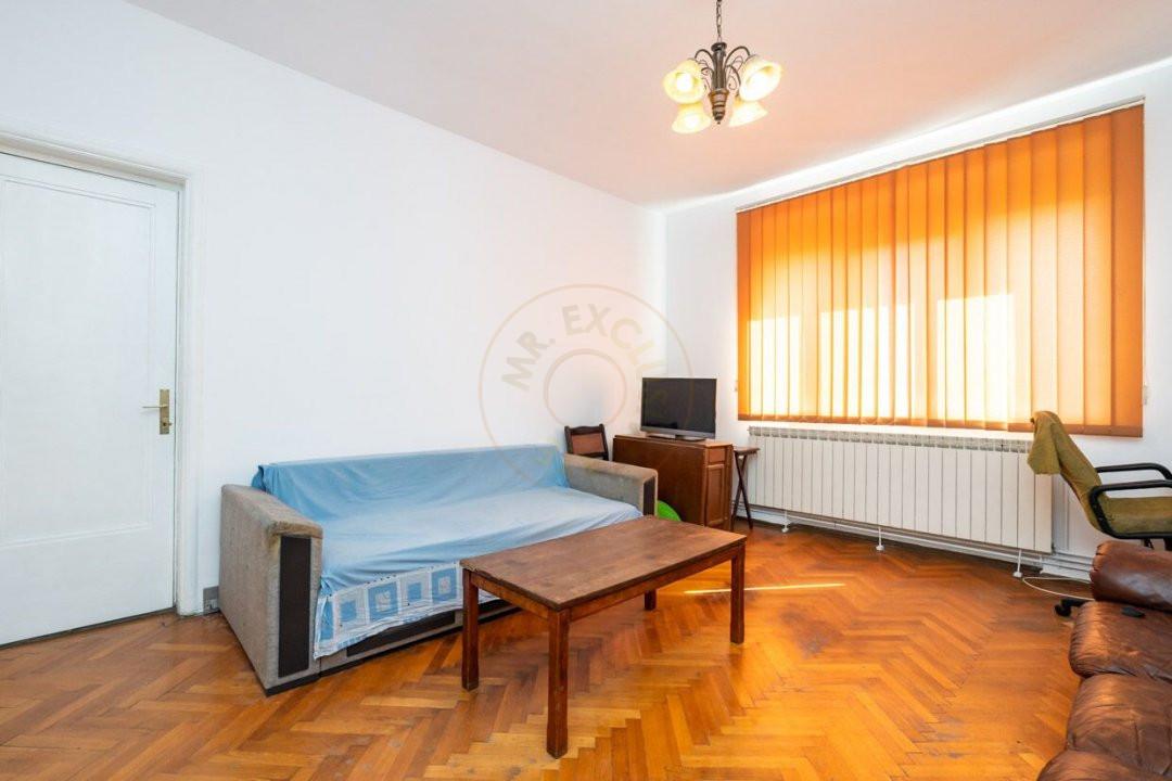 Apartament 3 camere pe strada  Icoanei 12