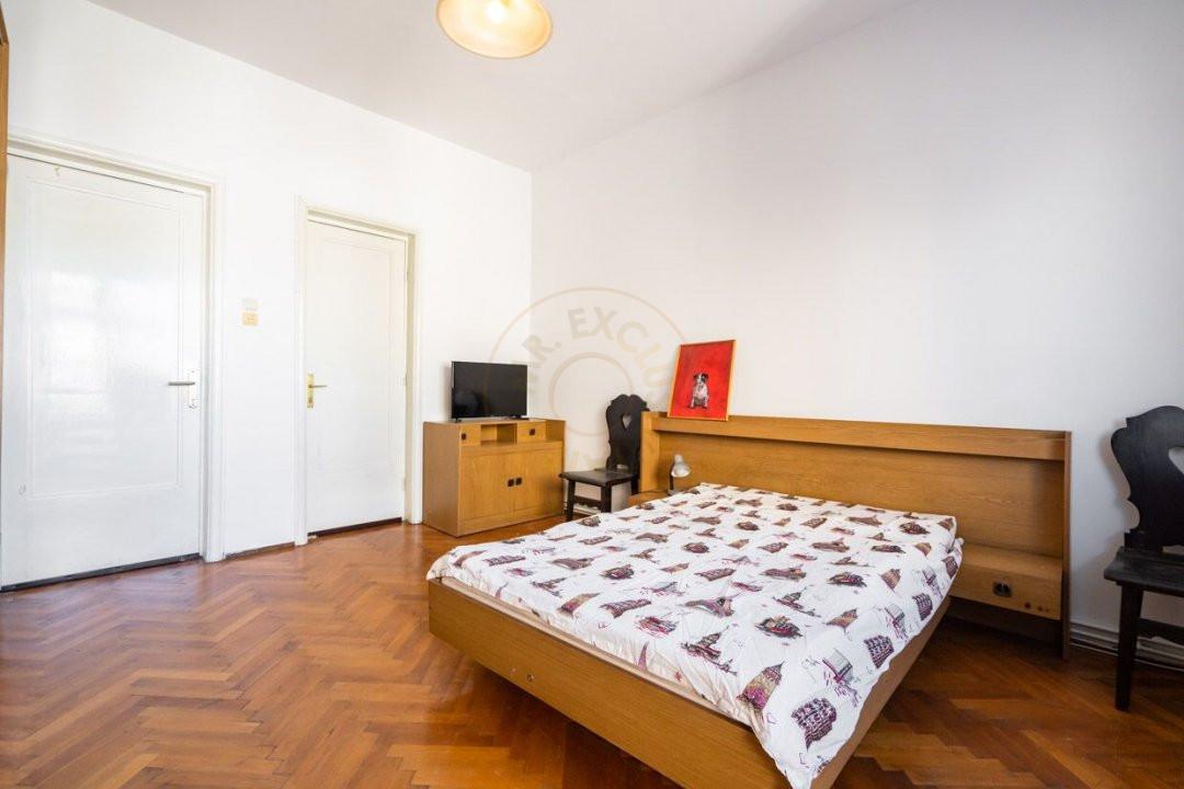 Apartament 3 camere pe strada  Icoanei 13