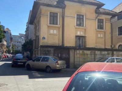 Vila interbelica Gara de Nord - Titulescu