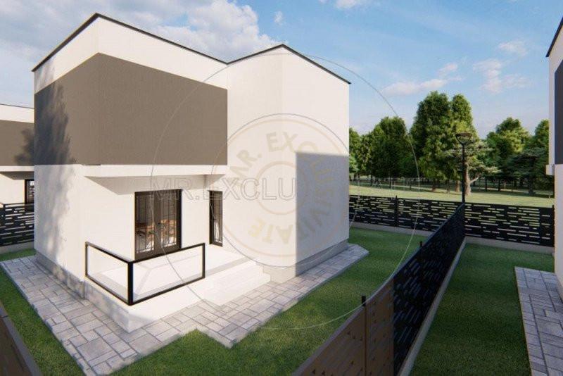 Casa mediteraneana 3 camere - Zona Slava 20