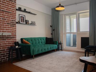 Apartament de doua camere cu sauna