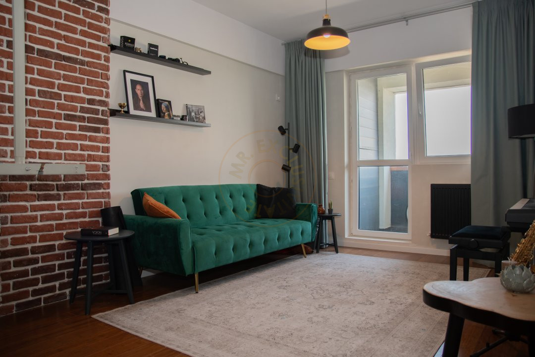Apartament de doua camere cu sauna 1
