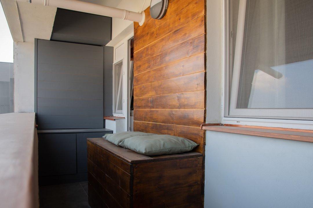 Apartament de doua camere cu sauna 4