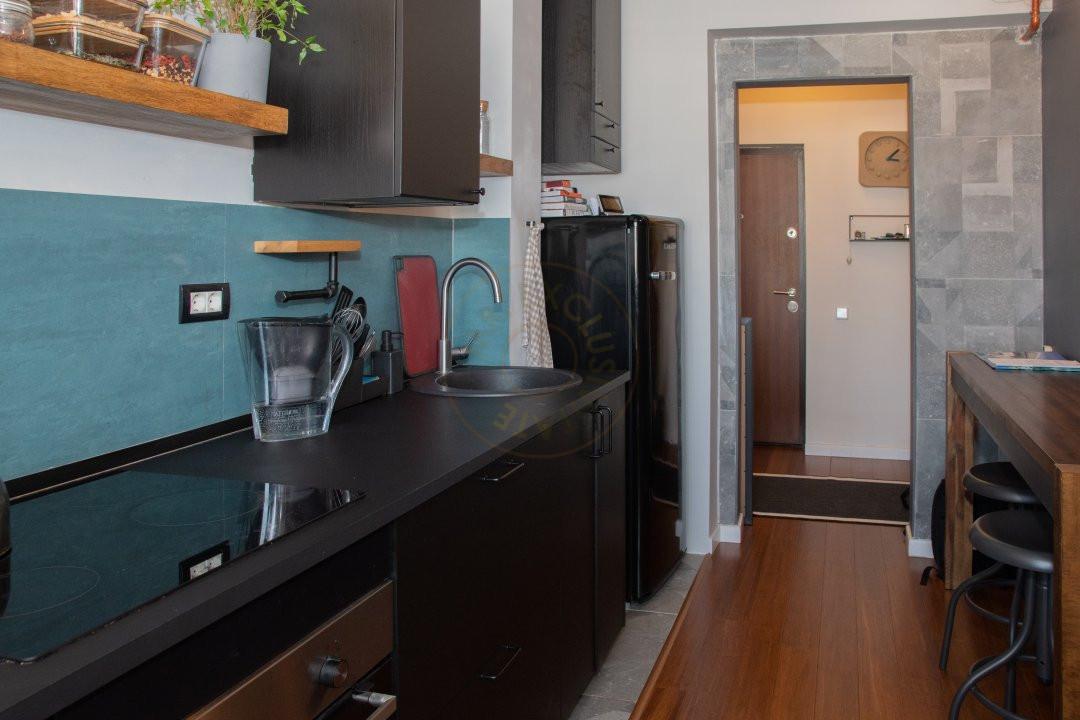 Apartament de doua camere cu sauna 6