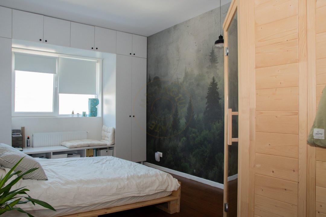 Apartament de doua camere cu sauna 8