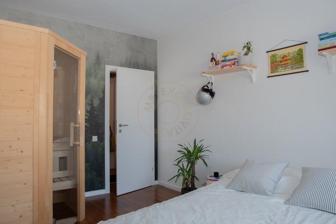 Apartament de doua camere cu sauna 11