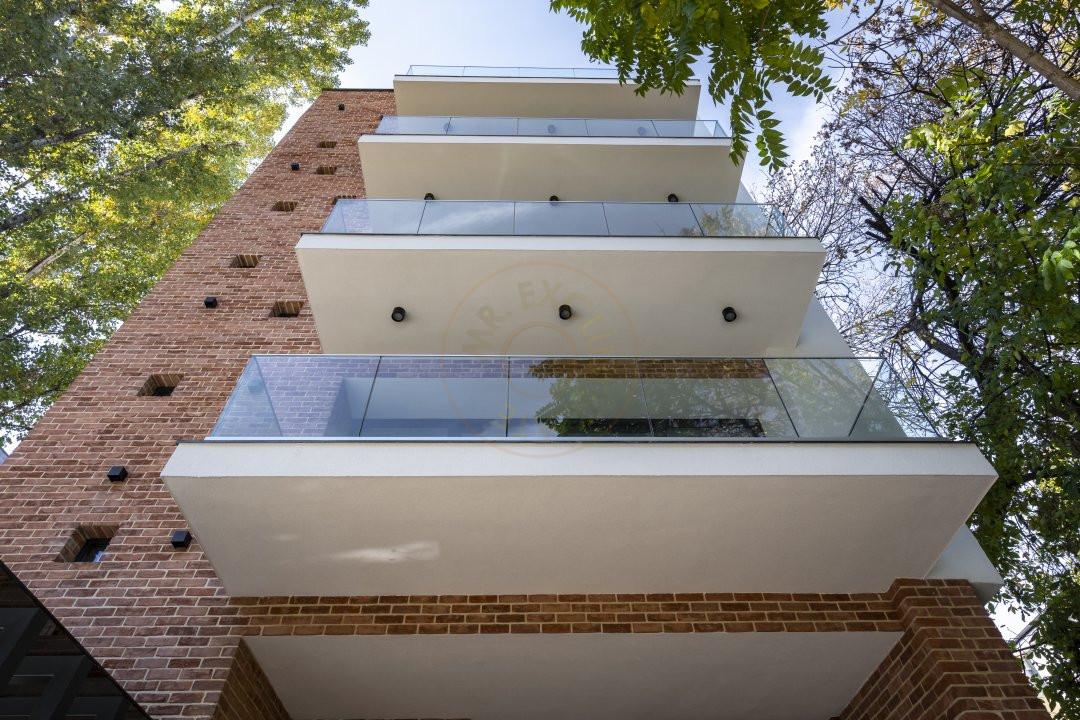 Apartament boutique, 3 cam, 101 mp, Floreasca 10