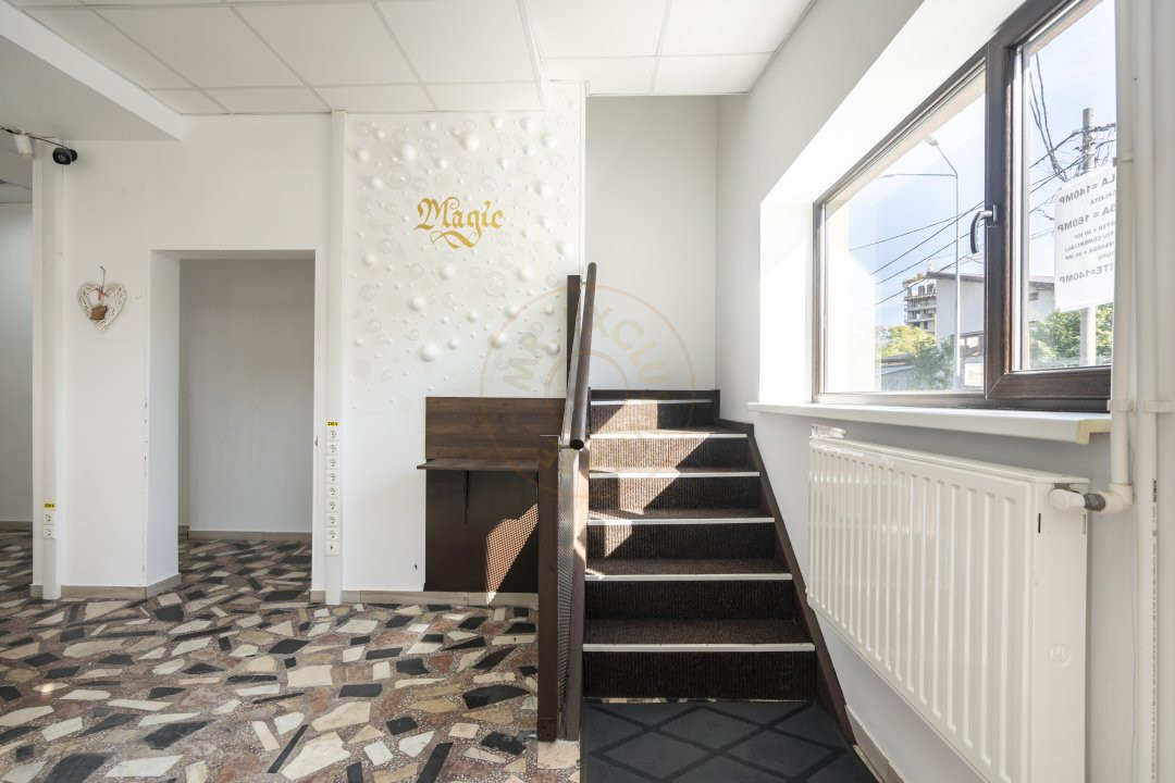 De Inchiriat - Casa 5 camere - 170 mp utili - Semanatoarea 4