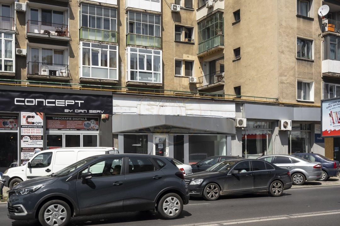De vanzare - Spatiu Comercial - 156mp - Kogalniceanu - Comision 0% 18