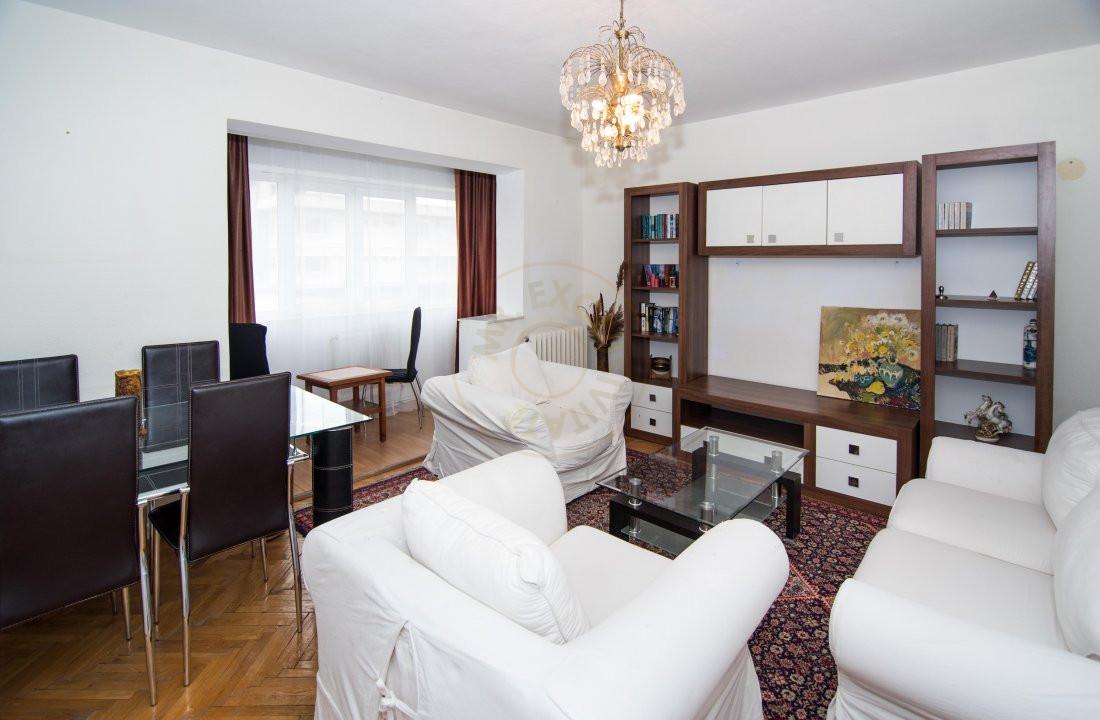 Apartament de inchiriat 4 camere ultracentral Piata Vasile Milea. Comision Zero! 1