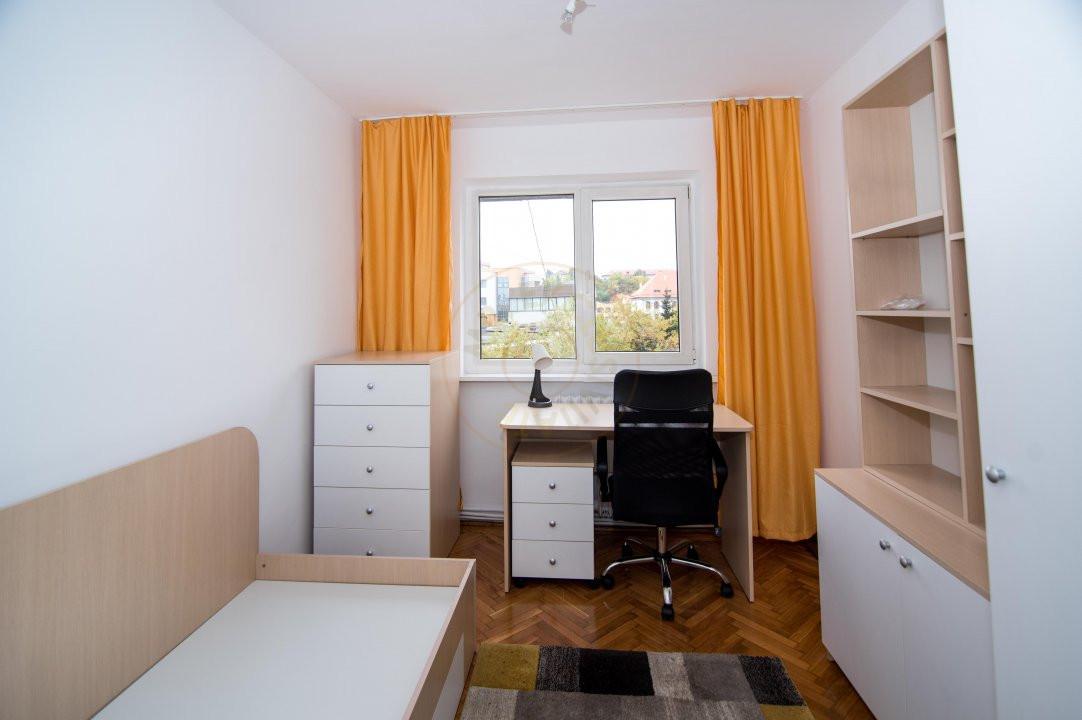 Apartament de inchiriat 4 camere ultracentral Piata Vasile Milea. Comision Zero! 2