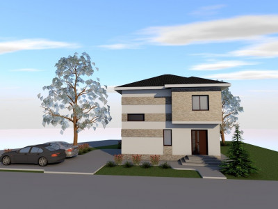 Casa 4 camere Valea Geamana Residence
