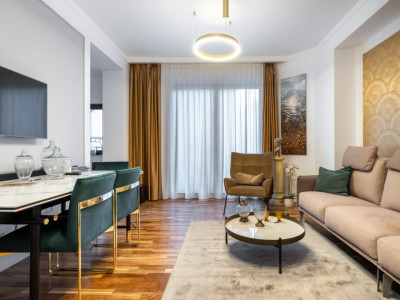 H Victoriei 139 - Apartament superb de 2 camere pe Calea Victoriei