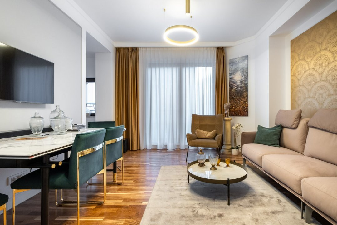 H Victoriei 139 - Apartament superb de 2 camere pe Calea Victoriei 1