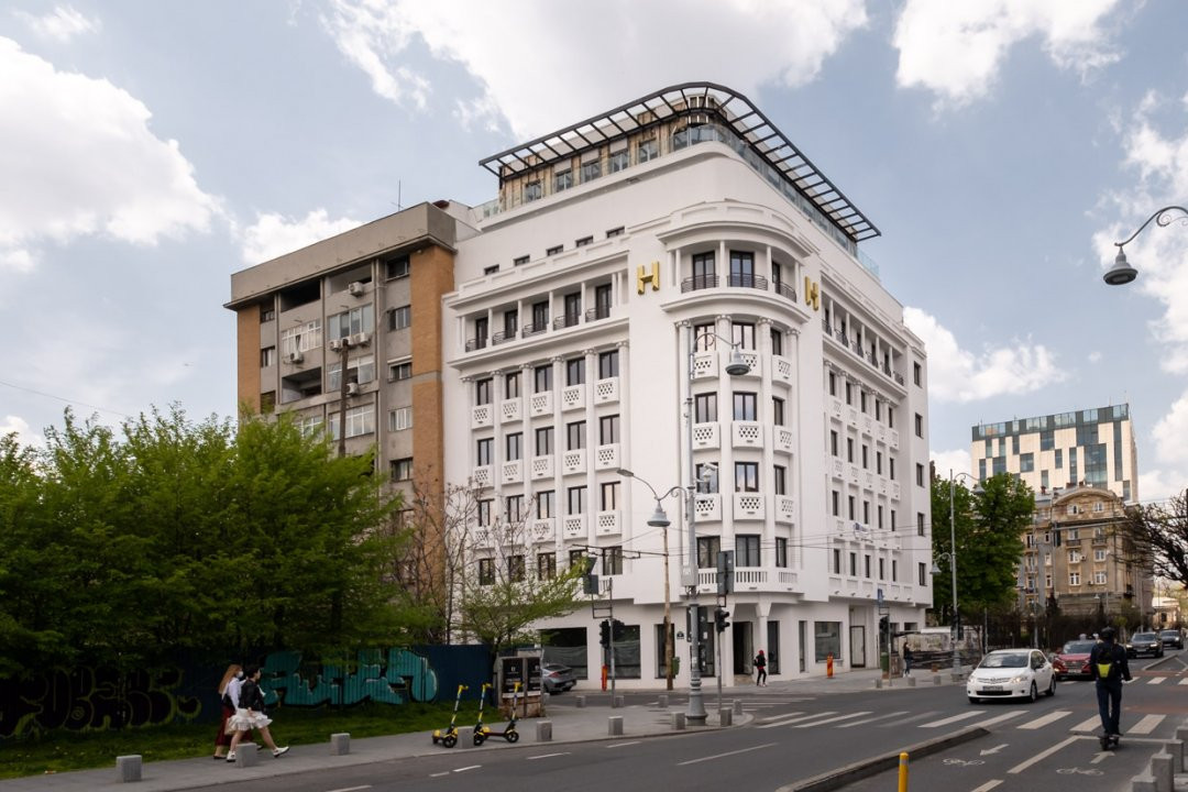 H Victoriei 139 - Apartament superb de 2 camere pe Calea Victoriei 10