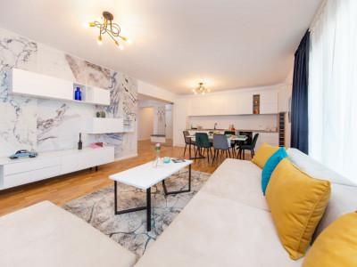 Apartament cu 4 camere decomandat in Nordul Capitalei - Luxuria Residence