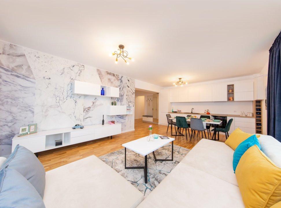 Apartament cu 4 camere decomandat in Nordul Capitalei - Luxuria Residence 2