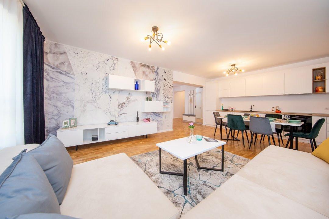 Apartament cu 4 camere decomandat in Nordul Capitalei - Luxuria Residence 3