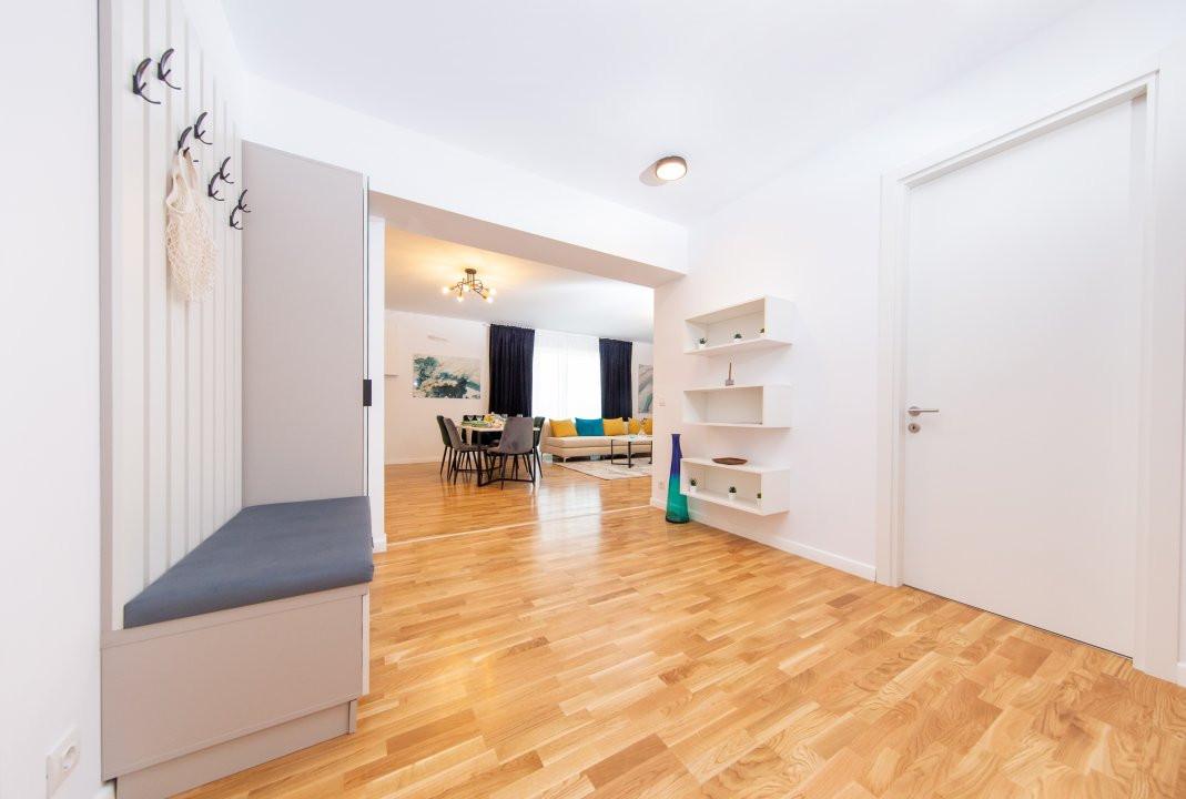 Apartament cu 4 camere decomandat in Nordul Capitalei - Luxuria Residence 6