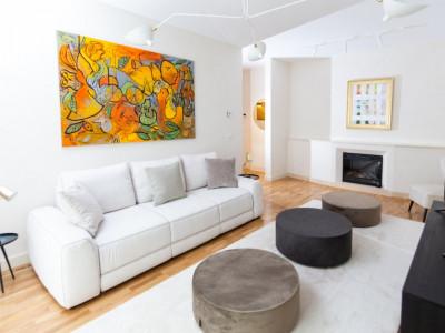 Apartament cu 3 camere decomandat in Nordul Capitalei - Luxuria Residence