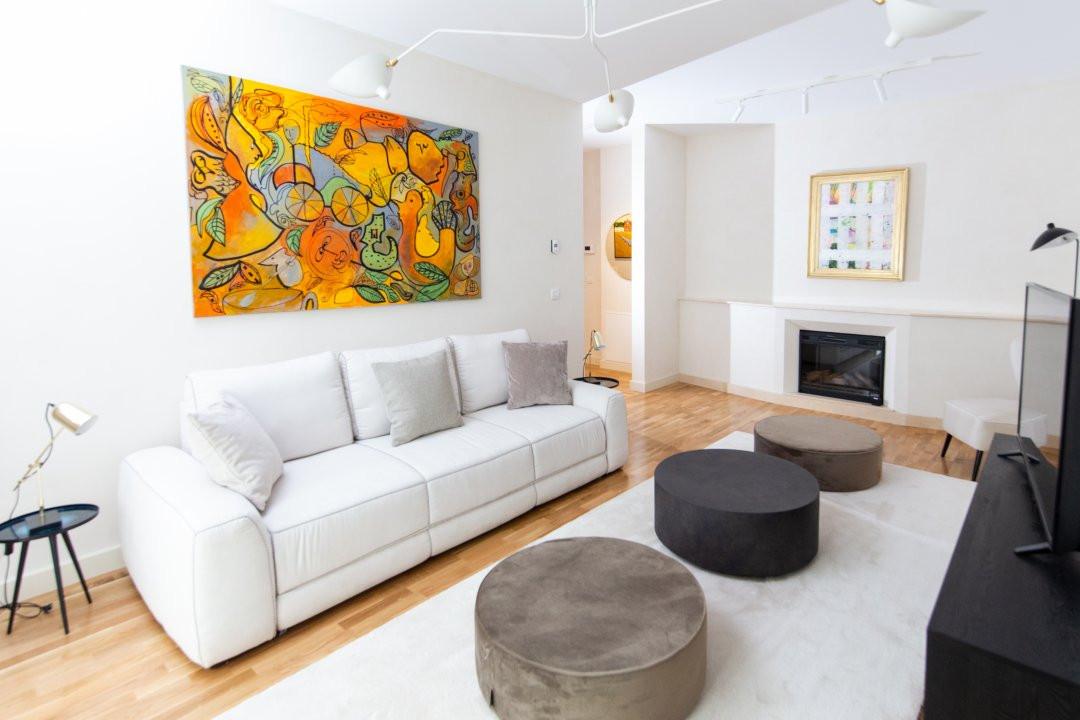 Apartament cu 3 camere decomandat in Nordul Capitalei - Luxuria Residence 1