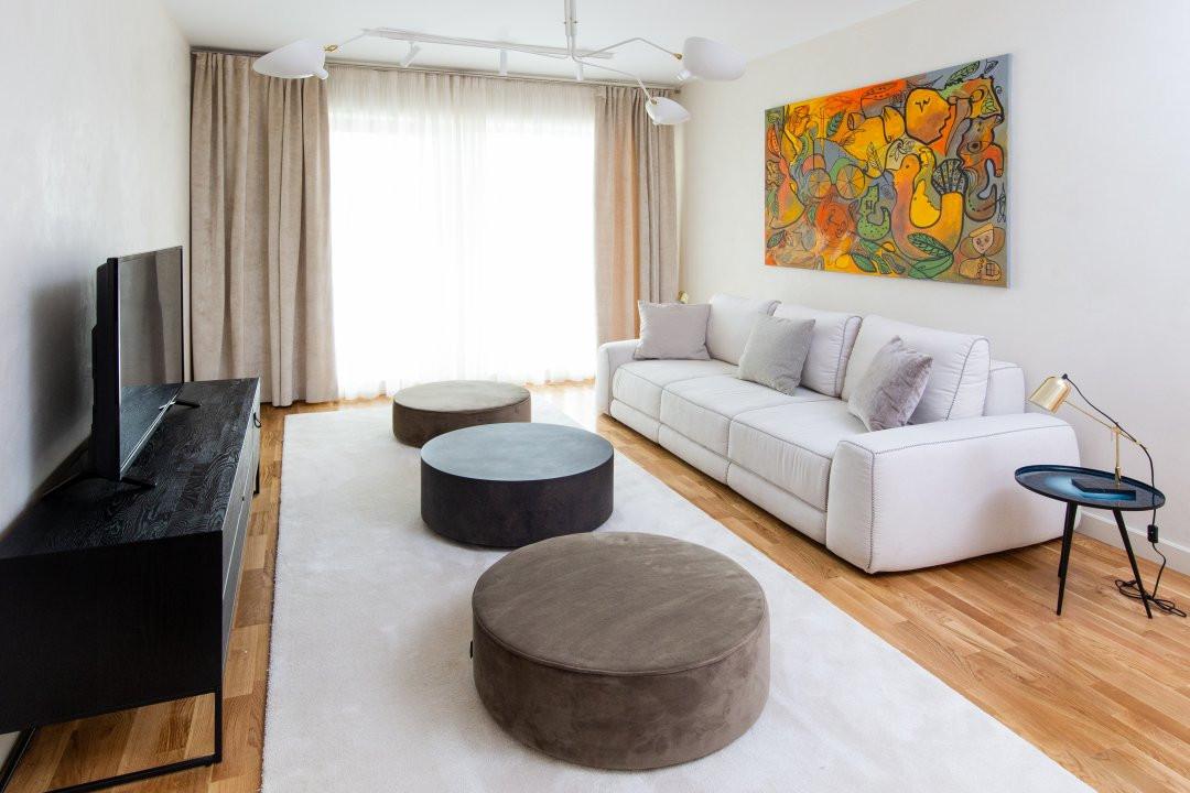 Apartament cu 3 camere decomandat in Nordul Capitalei - Luxuria Residence 2