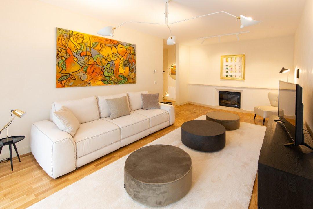 Apartament cu 3 camere decomandat in Nordul Capitalei - Luxuria Residence 3