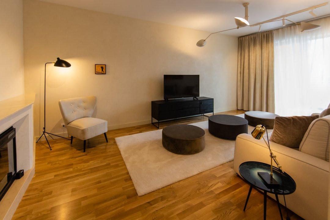 Apartament cu 3 camere decomandat in Nordul Capitalei - Luxuria Residence 5