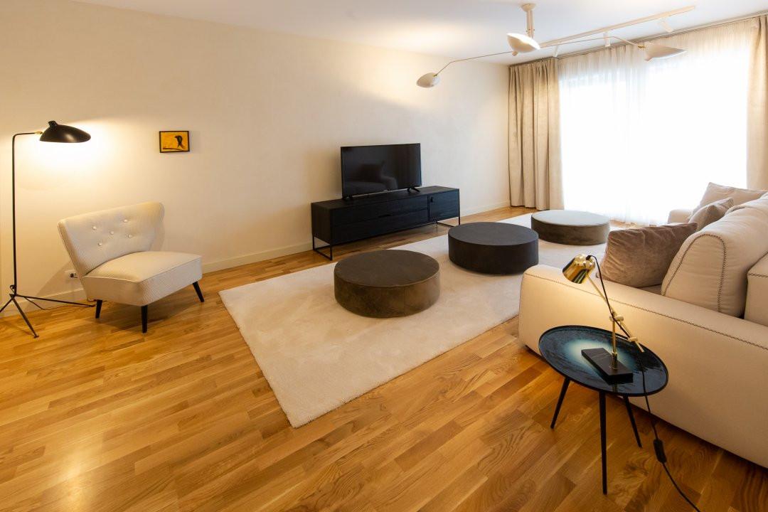 Apartament cu 3 camere decomandat in Nordul Capitalei - Luxuria Residence 6
