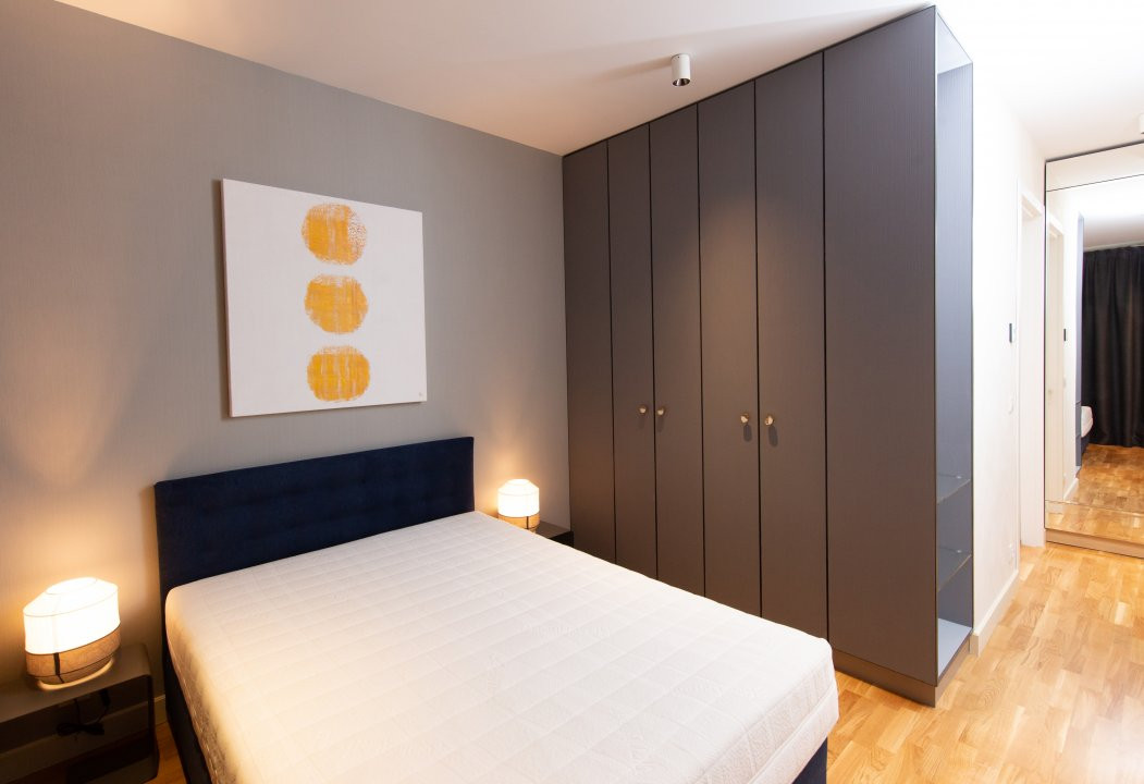 Apartament cu 3 camere decomandat in Nordul Capitalei - Luxuria Residence 12